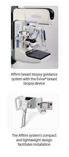 Affirm Breast Biopsy Guidance System