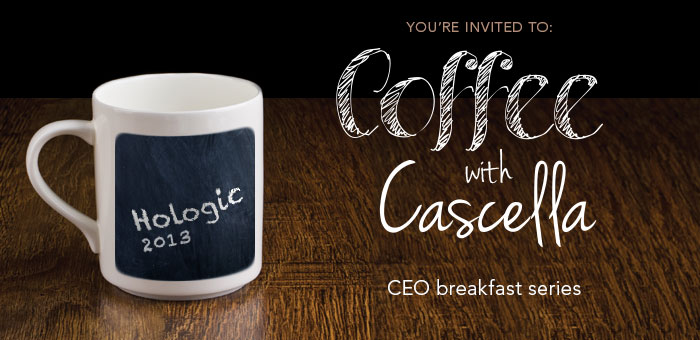 Coffee with Cascella